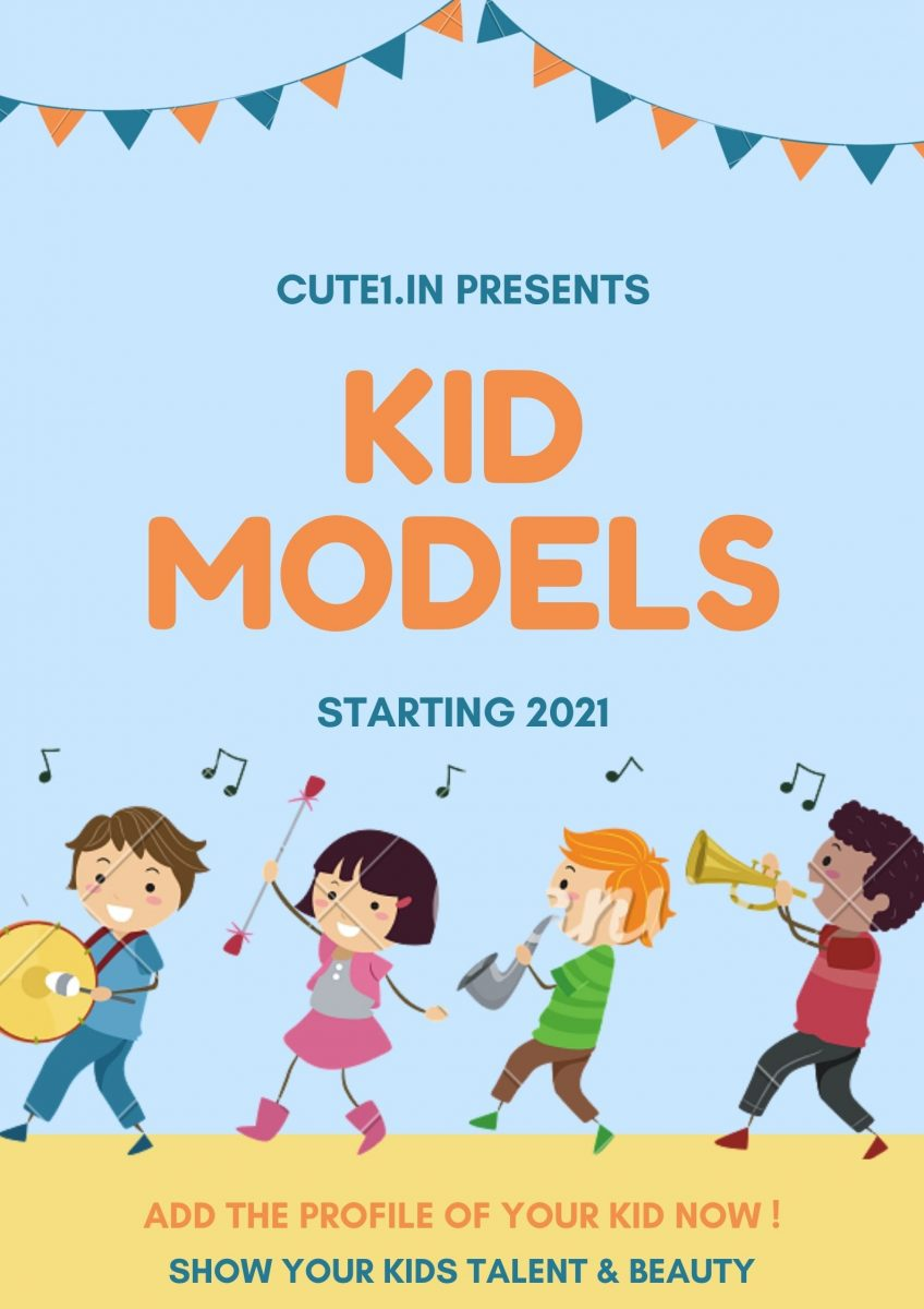 Kids modelling agency